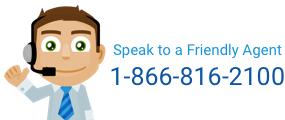 Call us at 1-866-816-2100