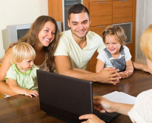 term life insurance family