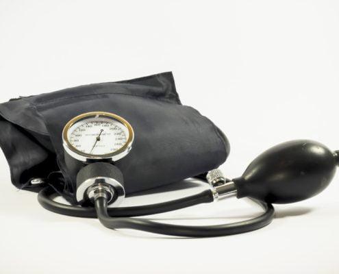 blood pressure measuring doctor instrument