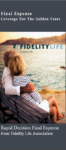 fidelity final expense life insurance