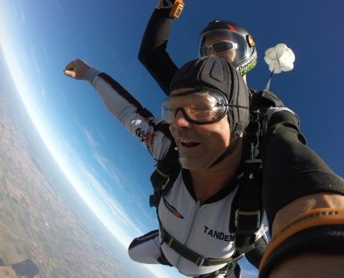 life insurance for skydiving