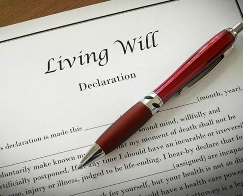 What is a living will or trust and how to get one online